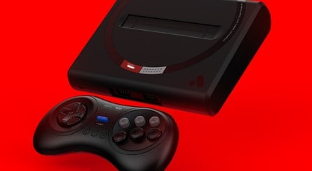 The Mega Sg will come in North American, European and Japanese colour schemes, alongside a white variant