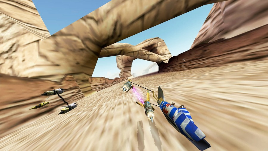 Star Wars Episode I Racer