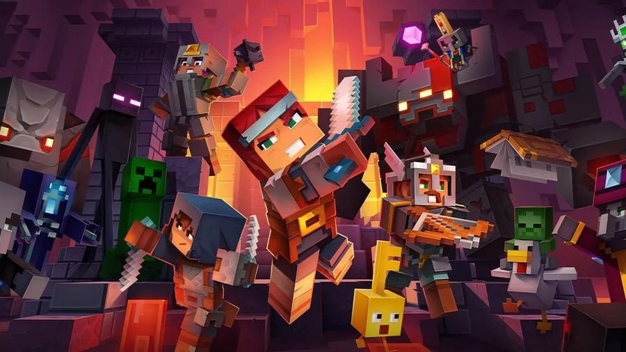 Minecraft Dungeons.original