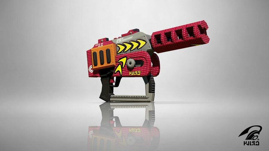 Rapid Blaster Pro Deco