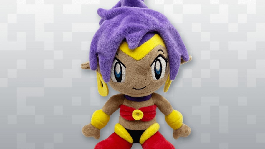 Shantae Plush