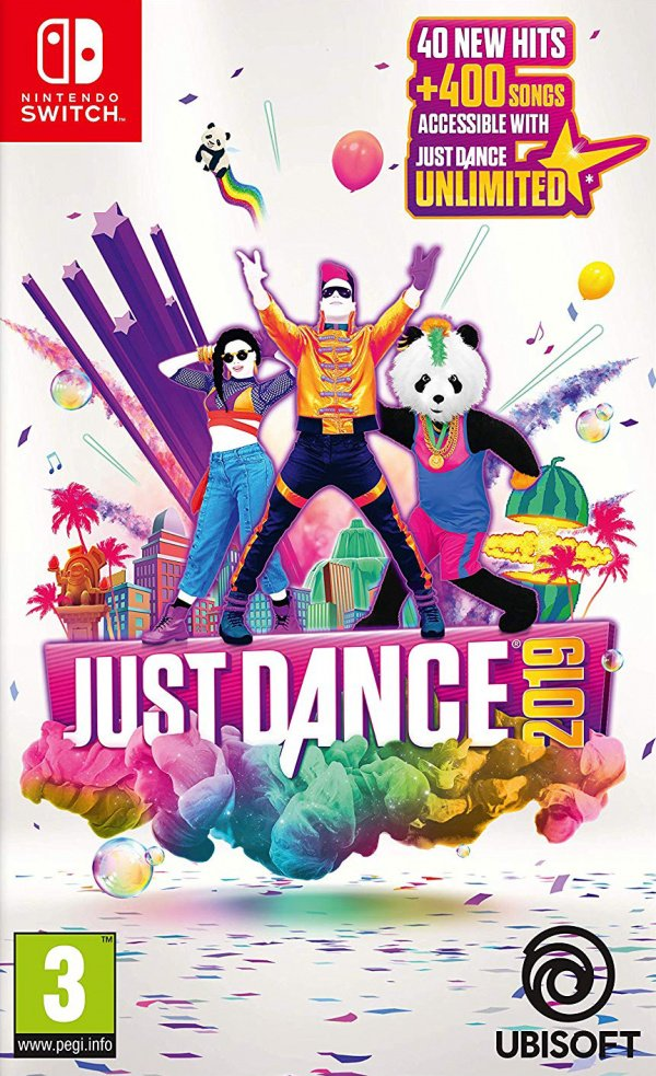 Just Dance 2019 Review (Switch) | Nintendo Life