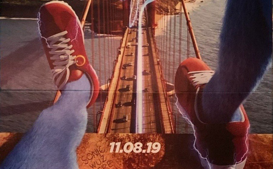 Sonic poster 2