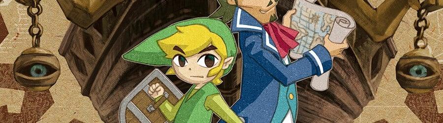 The Legend of Zelda: Phantom Hourglass (DS)