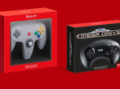 Switch's N64 And Sega Genesis Controllers Are Now Up For Pre-Order