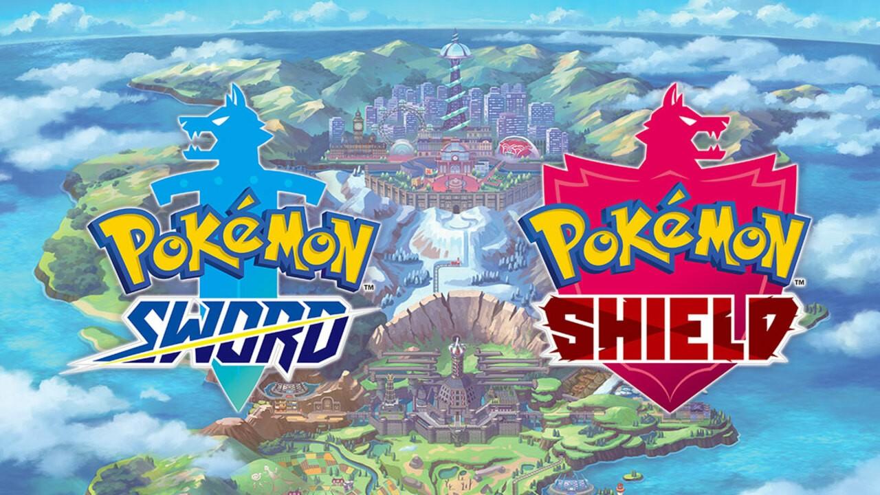 Pokémon Sword And Shield Revealed For Nintendo Switch, New