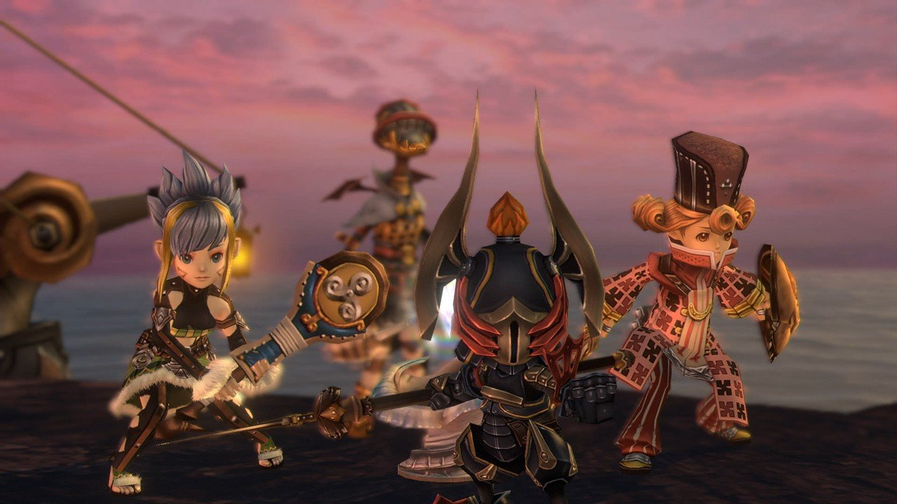 Reminder: You Can Now Download The Free Lite Version Of Final Fantasy: Crystal Chronicles Remastered Edition 2