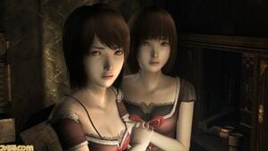 Creepy sisters are a must