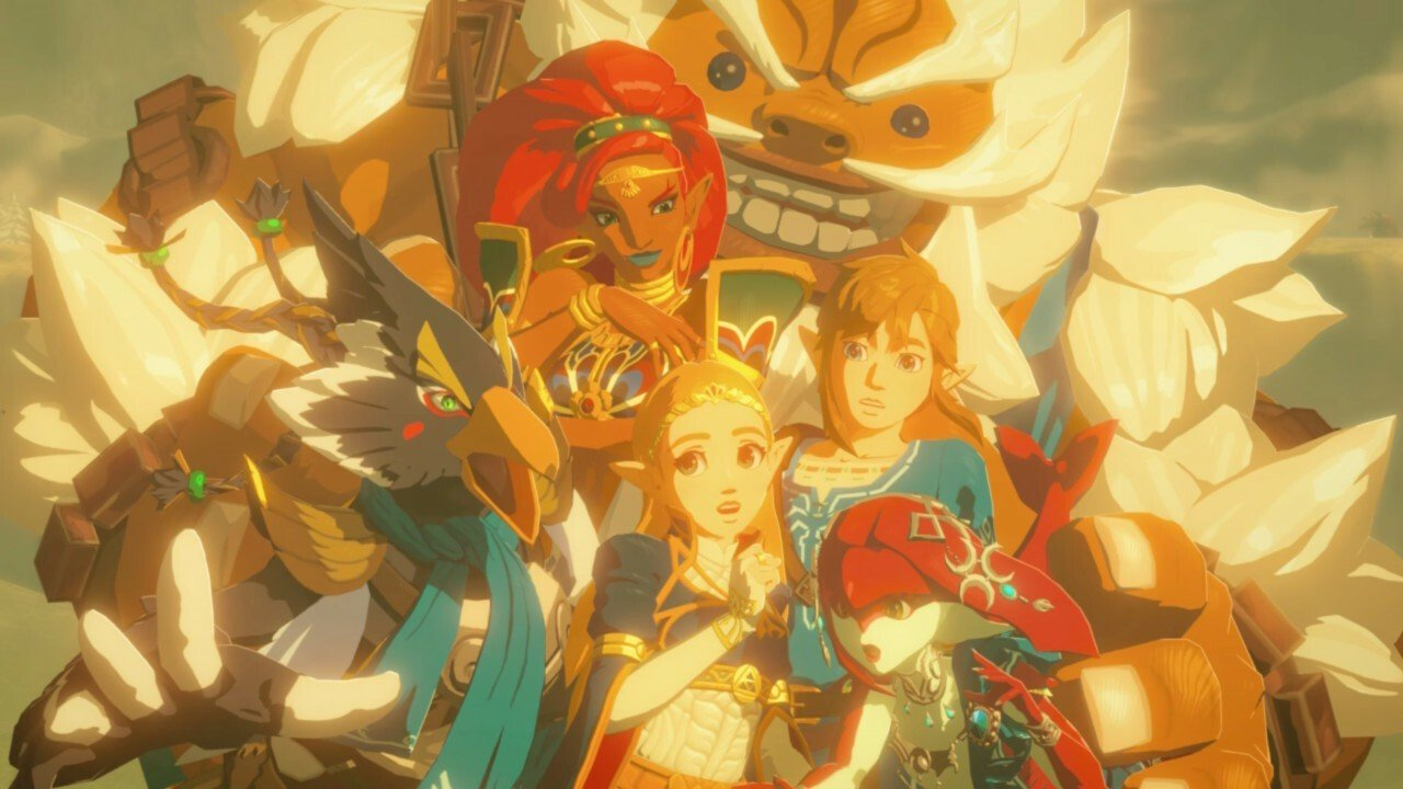 Hyrule Warriors Age Of Calamity Gives Our Beloved Champions A Second Chance Feature Nintendo Life