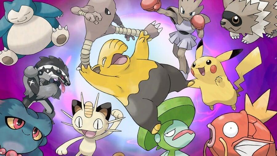 Pokemon Origins Main Mix