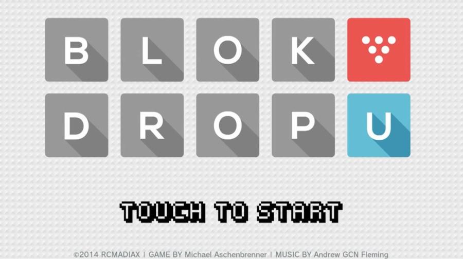 Blok Drop U Front Screen EDIT