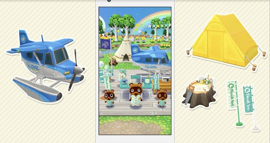 Animal Crossing New Horizons Pocket Camp Crossover