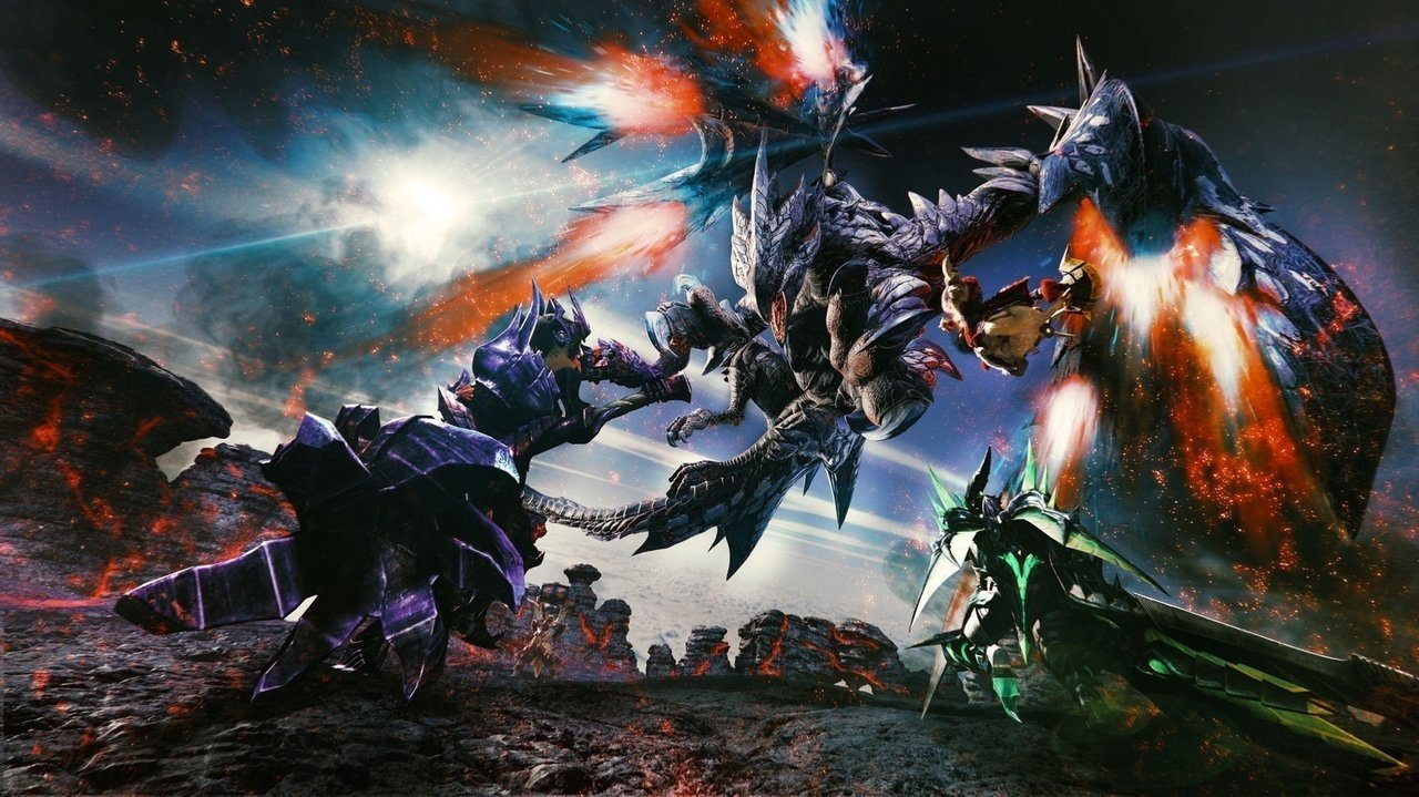 Monster Hunter Generations Hits 3 Million Sales Across Switch And 3DS