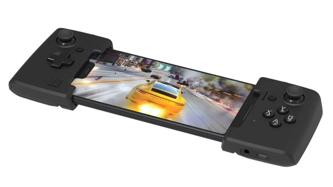 El fabricante de periféricos Gamevice presenta una nueva queja por infracción de patente contra Nintendo 36
