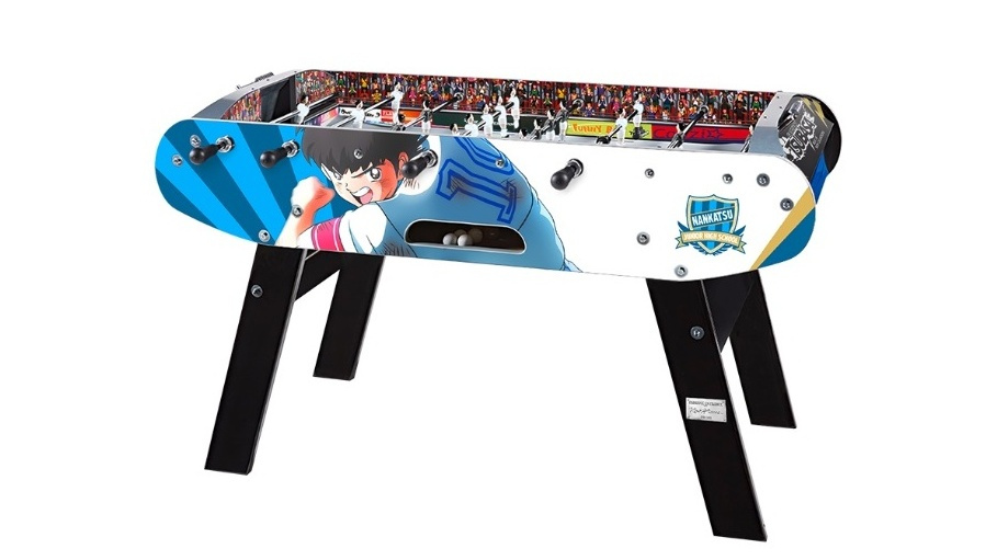 Random: This Bandai Namco Limited Edition Release Comes With A Full-Size Foosball Table