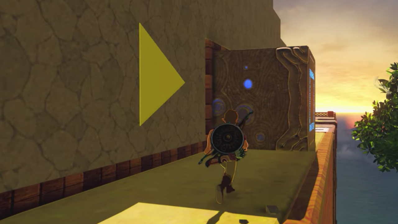 A Zelda: Breath Of The Wild Fan Has Created A Super Mario 64-Inspired DLC Expansion