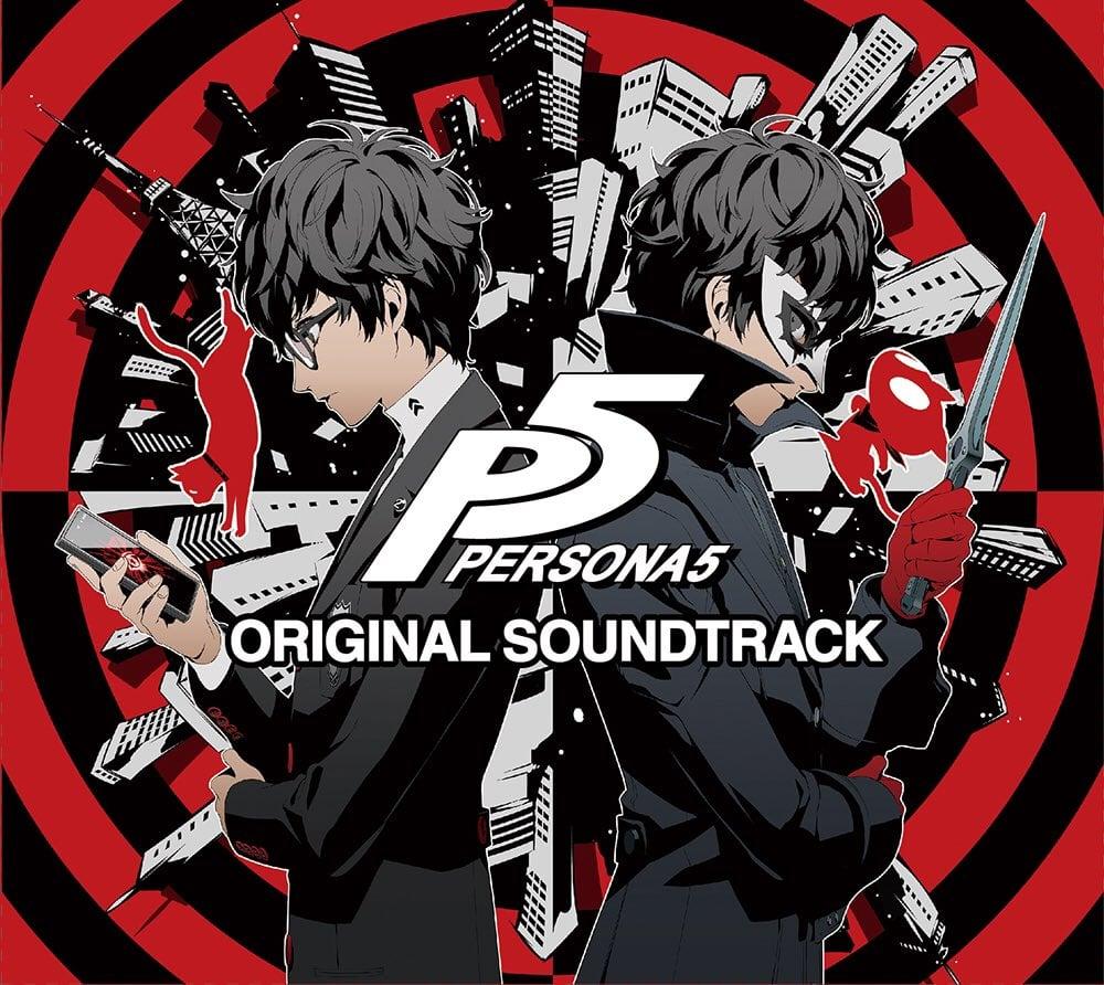 Persona 5 soundtracks