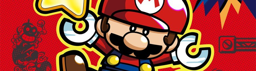 Mario vs. Donkey Kong: Tipping Stars (Wii U eShop)