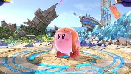 64. Inkling Kirby