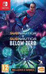 Subnautica + Subnautica Below Zero Double Pack (Switch)