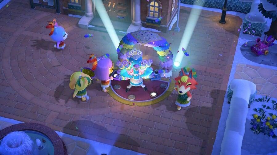 Animal Crossing New Horizons January 2021 Update