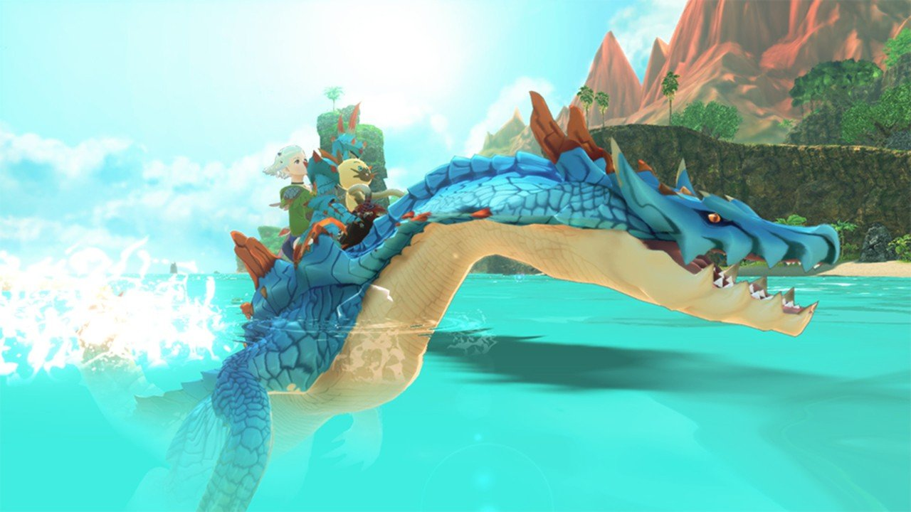 First Impressions: Monster Hunter Stories 2: Wings of Ruin Is An RPG Of Monstrous Potential