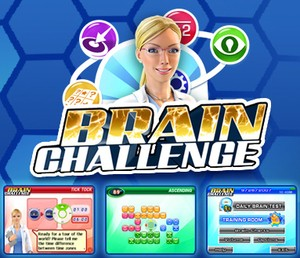 Brain Challenge heads to the small screen.
