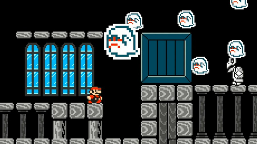 Super Mario Maker Ghost House.jpg