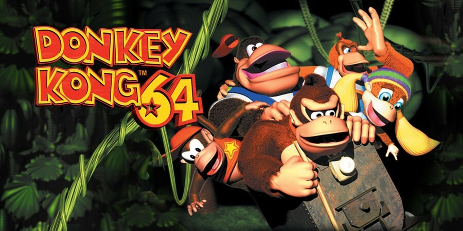 SI N64 DonkeyKong64 Image1600w