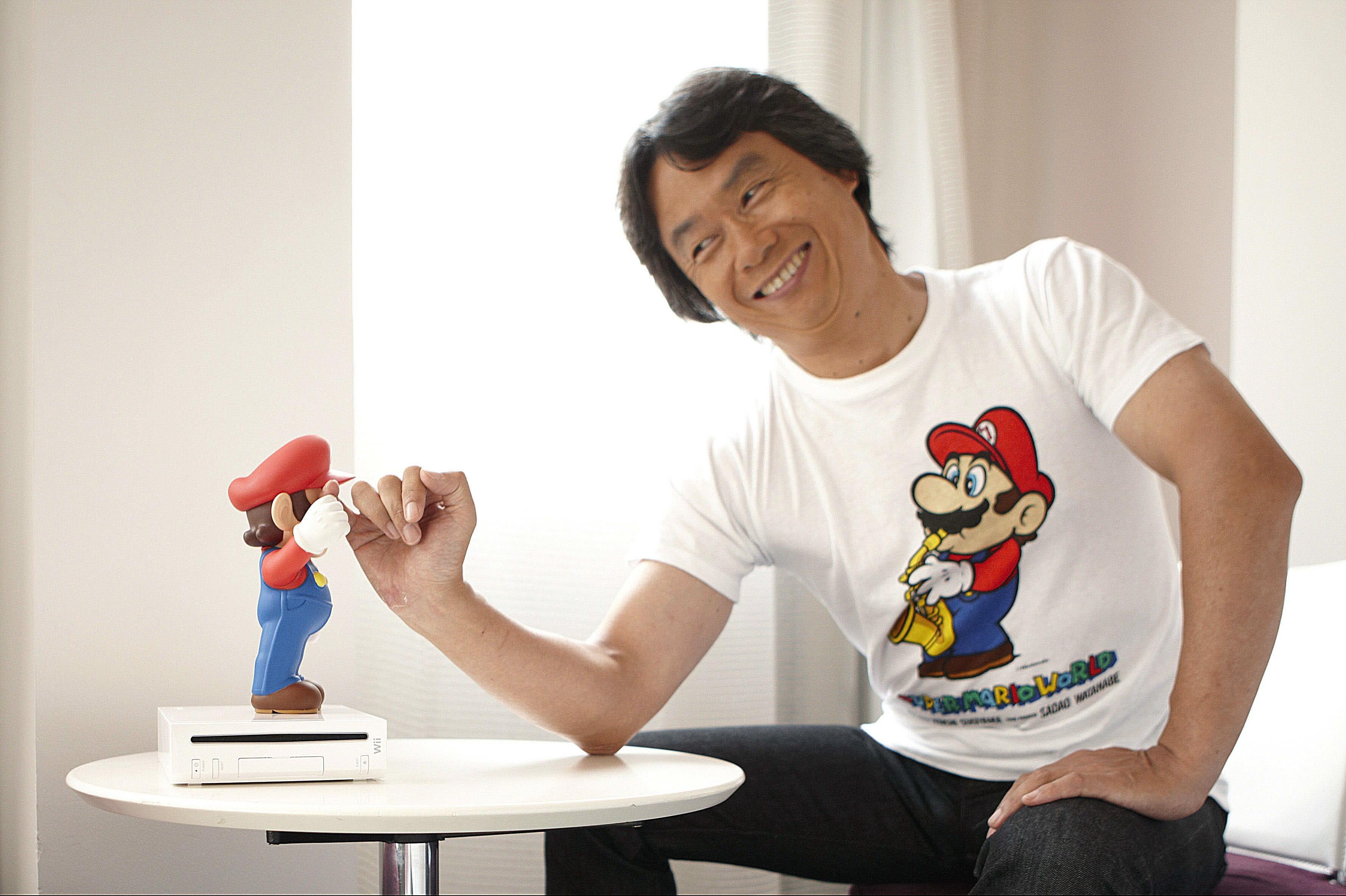 Nintendo Veterans Discuss What It's Like Working With Shigeru Miyamoto