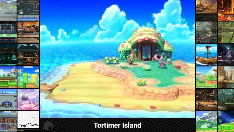 Right now, Ol' Torts has better representation in Smash.
