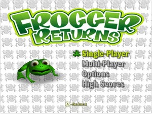 Frogger has conquered the world!