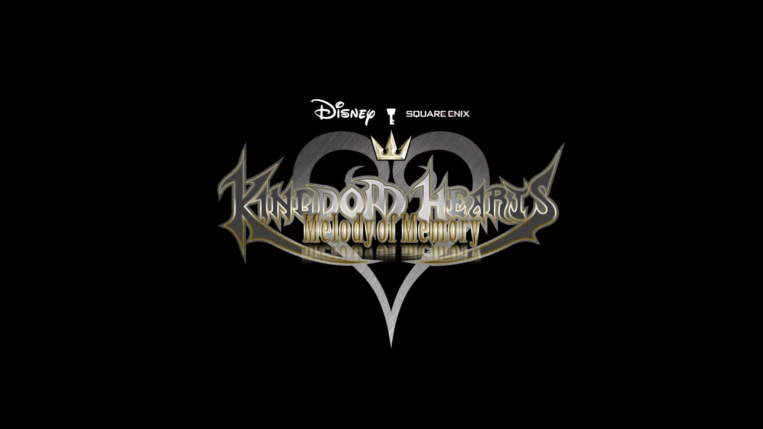 Kingdom Hearts: Melody of Memory English announcement, trailer