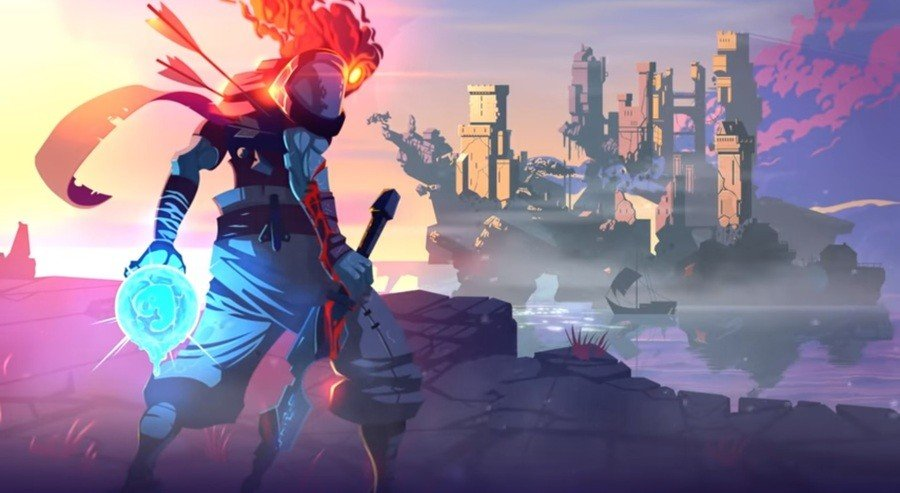 Pick up physical copies of games like Dead Cells!
