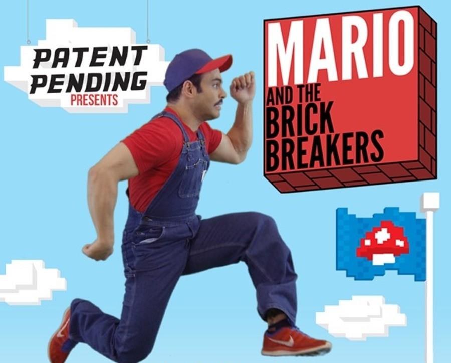 Patent Pending Mario