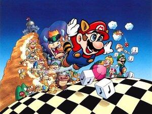 Mario 3 wins again!