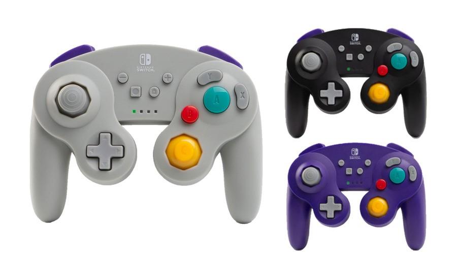 GameCube PowerA