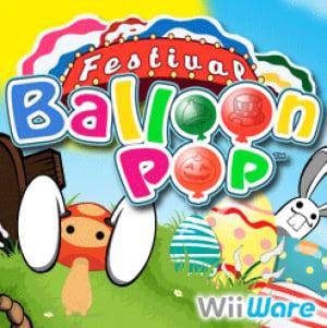 Balloon Pop Festival