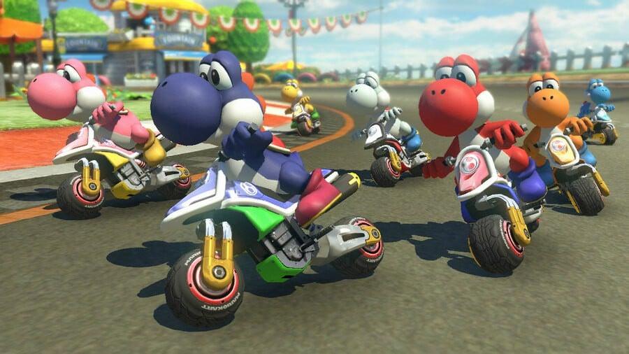 Mario Kart 8 Deluxe Switch Screenshot05