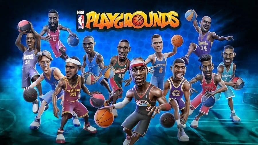 NBA PLAYGROUNDS IMG
