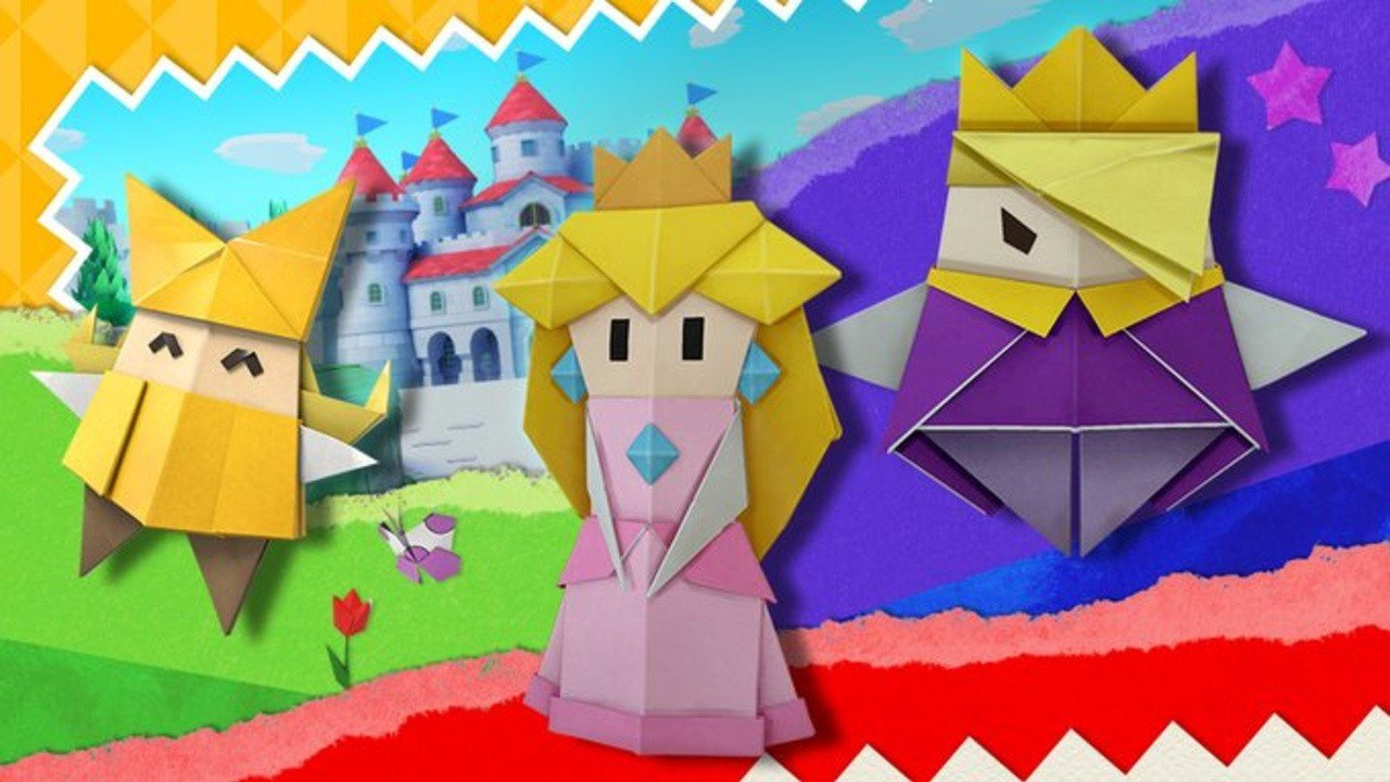 Paper Mario And Octopath Traveler Smash Bros. Spirits No Longer Limited-Time - Nintendo Life
