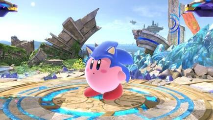 38. Sonic Kirby
