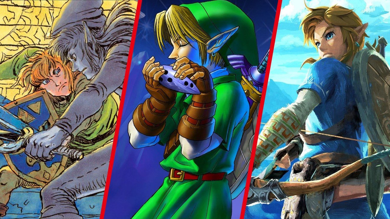Feature: We Worked Out The Best Zelda Game Once And For All, Using Maths - Nintendo Life
