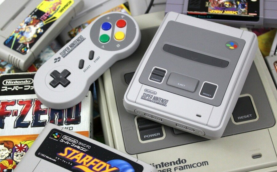 Nintendo sees the value in its hardware legacy  the NES and SNES Classic  Editions have 9b357f270
