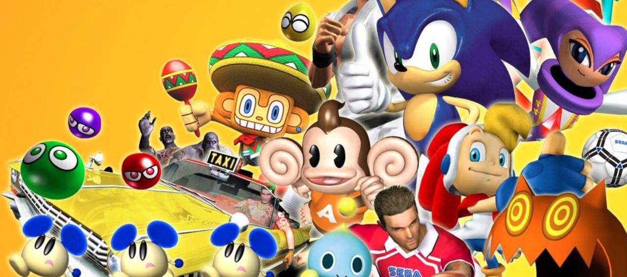 Random: Microsoft Shuts Down Rumours That It's Buying Sega Next