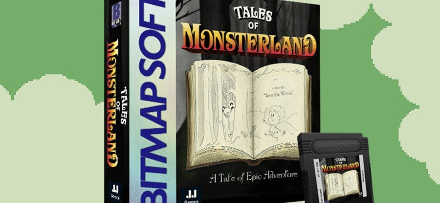Tales Of Monsterland
