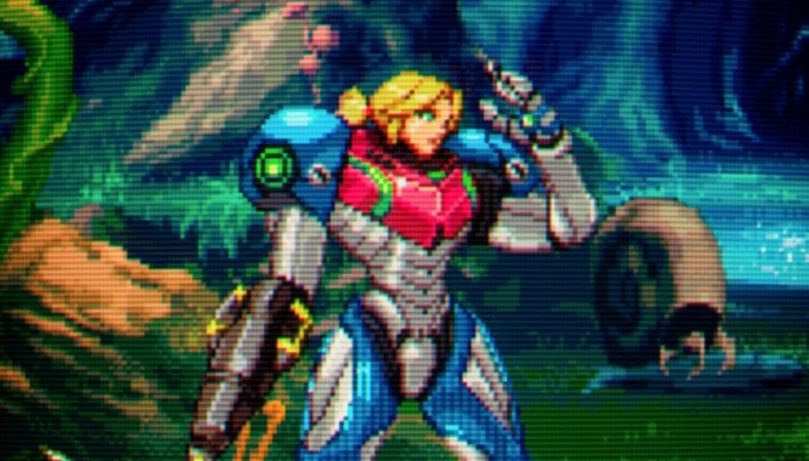 Metroid Marvel vs Capcom 2
