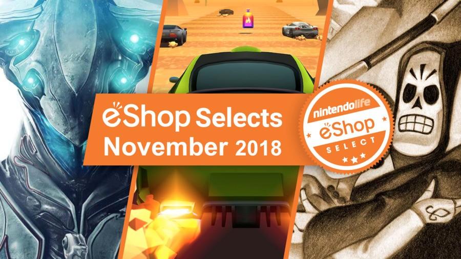 Nintendo Life eShop Selects