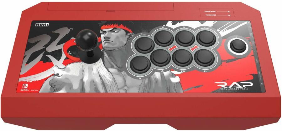 Street Fighter Arcade Sticks