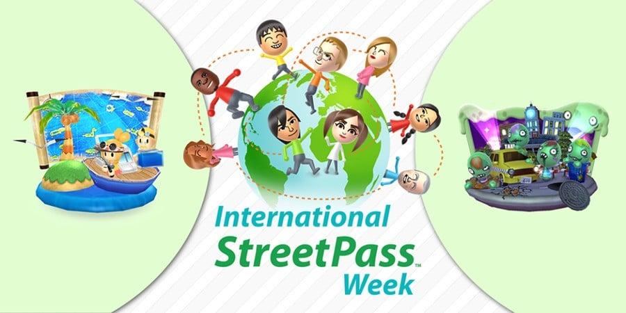 Street Pass New Games